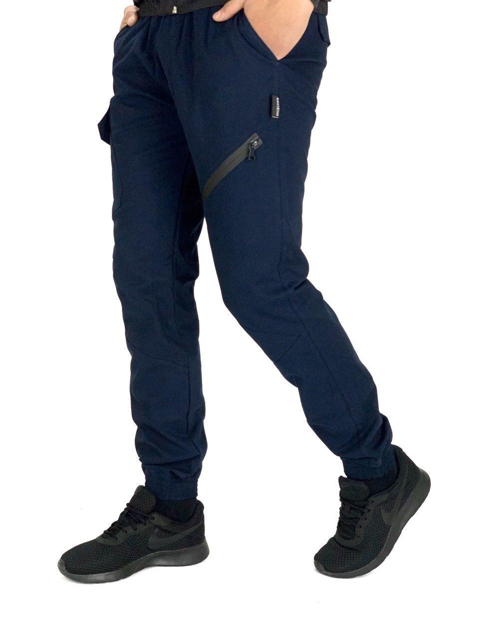 Мужские штаны Intruder Fast Traveller синие